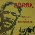 Zorba And Other Songs Of Mikis Theodorakis