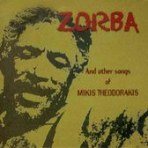 Zorba And Other Songs Of Mikis Theodorakis