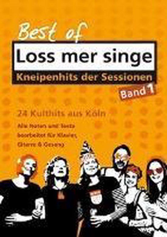 Best of - Loss mer singe, Band1