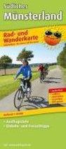 Südliches Münsterland 1 : 50 000 Rad- und Wanderkarte