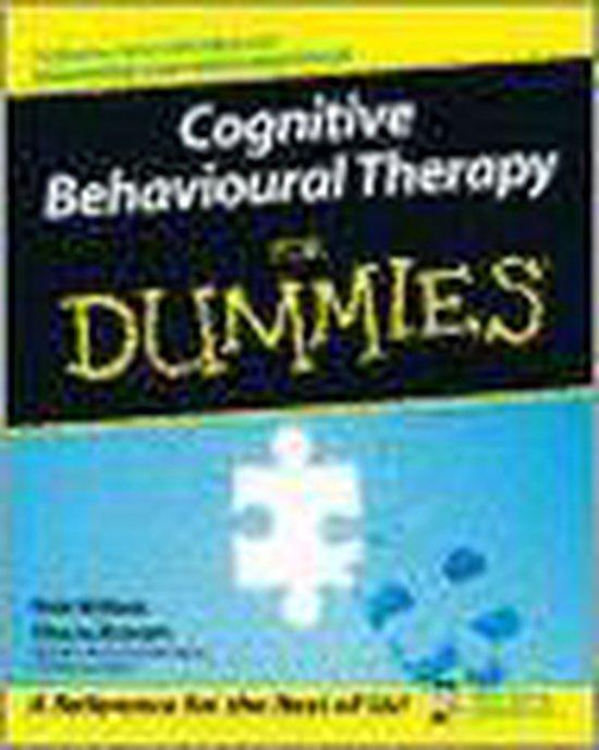 Afbeelding van Cognitive Behavioural Therapy for Dummies®