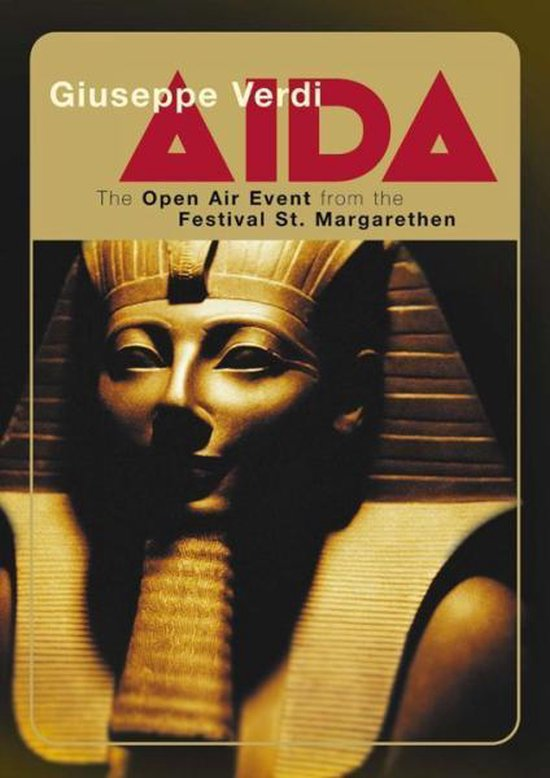 Cover van de film 'Aida'