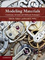 Omslag Modeling Materials