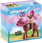 Playmobil Fee Surya met Ruby-paard - 5449