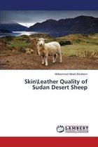 SkinLeather Quality of Sudan Desert Sheep