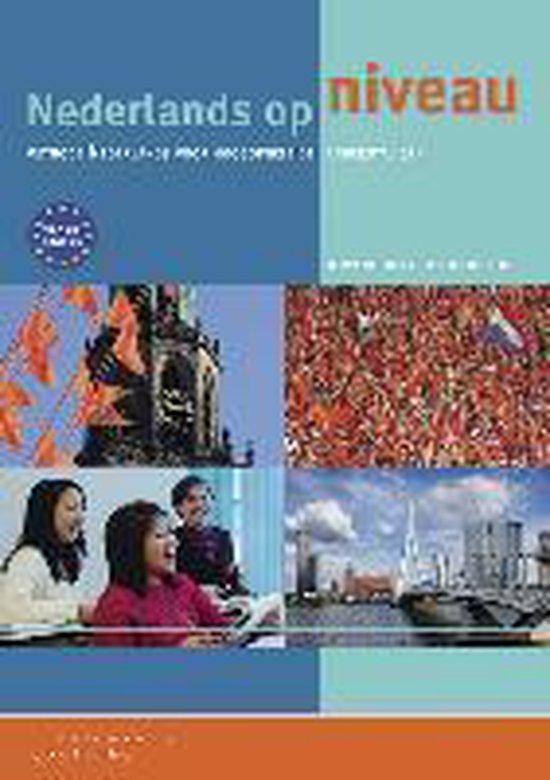 Boek cover Nederlands op niveau Neu. Lehrbuch + Internet-Zugangscode (für 1 Jahr) van Berna de Boer (Paperback)