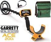 Garrett Ace 200i  metaaldetector voordeelpakket