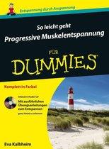So leicht geht Progressive Muskelentspannung für Dummies, Enhanced Edition