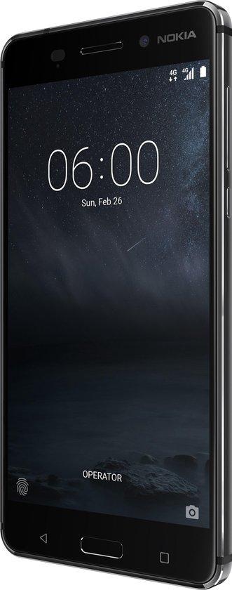 Nokia 6 - 32GB - Zwart