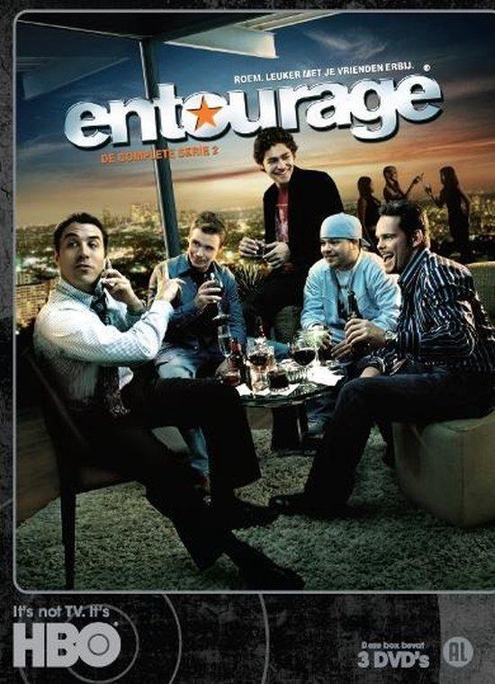 Cover van de film 'Entourage'