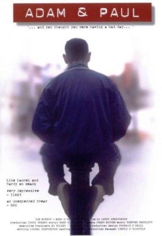 Cover van de film 'Adam & Paul'