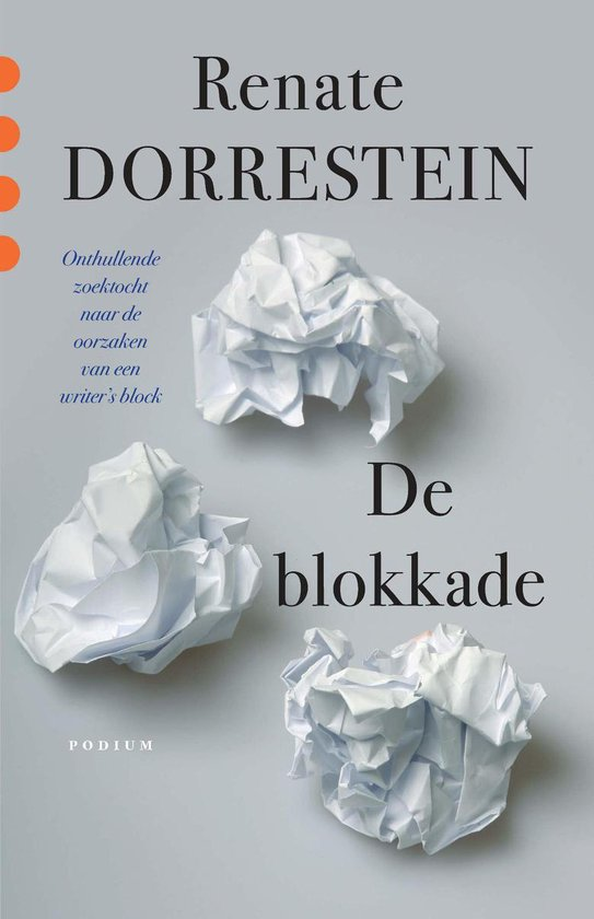 De Blokkade - Renate Dorrestein pdf epub