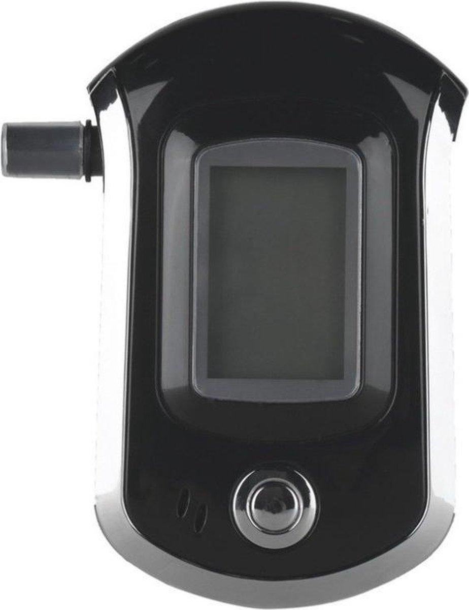 Digitale Alcoholtester Professioneel met LCD-scherm en Geluidsmelding - Ademanalyse test