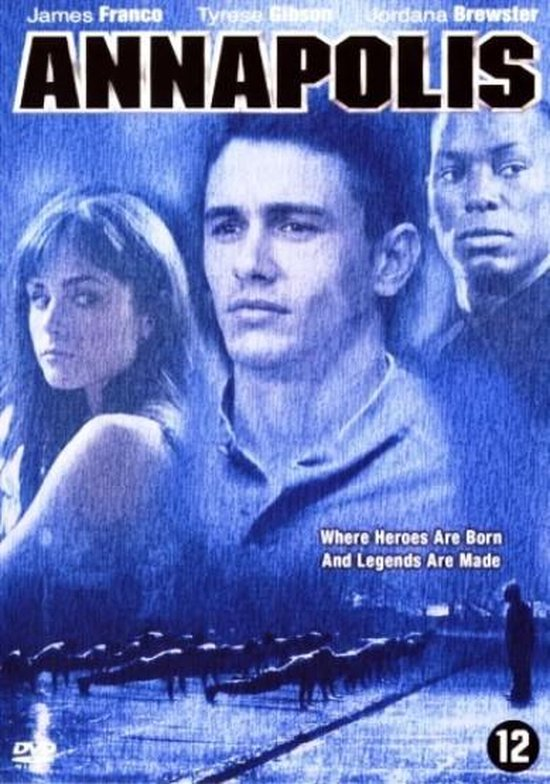 Cover van de film 'Annapolis'