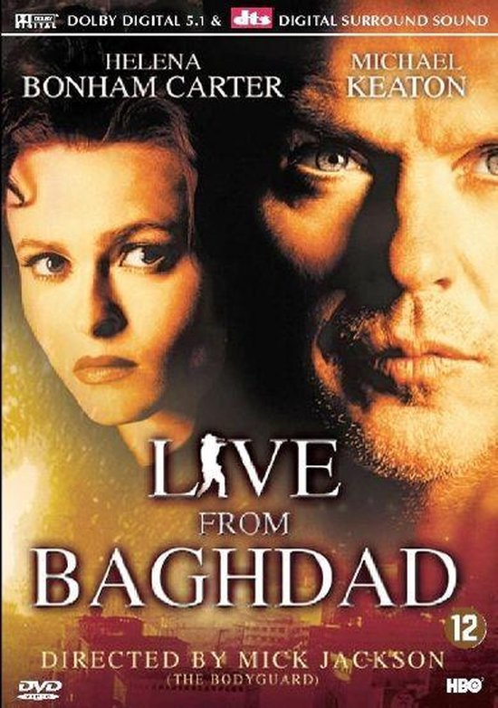 Cover van de film 'Live From Baghdad'