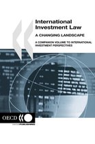 International Investment Law, a Changing Landscape
