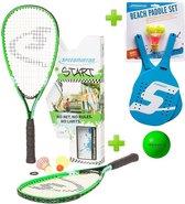 Speedminton Vakantie voordeel set - crossminton - speed badminton - beachtennis