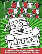Hailey's Christmas Coloring Book