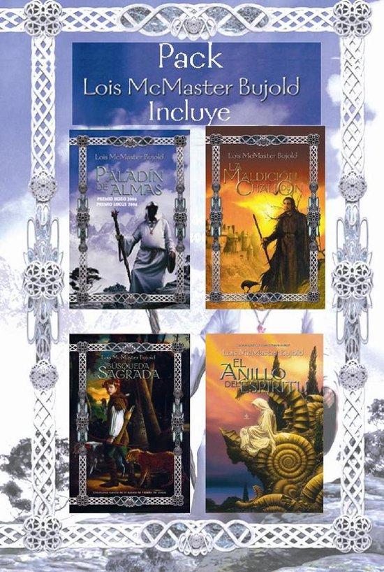 Boek cover Pack McMaster Bujold van Lois Mcmaster Bujold (Onbekend)