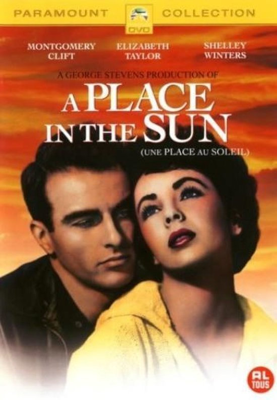 Cover van de film 'A Place In The Sun'