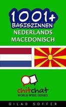 1001+ basiszinnen nederlands - Macedonisch
