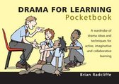 Boek cover Drama for Learning Pocketbook van Brian Radcliffe