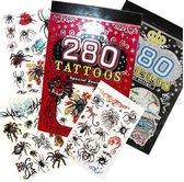 Plaktattoos voor Kinderen - Meisjes Tattoos