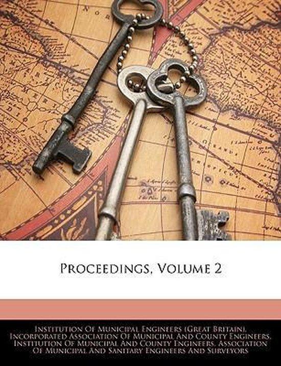 Proceedings, Volume 2