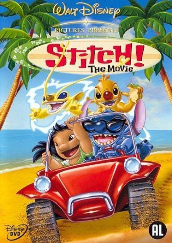 Cover van de film 'Stitch - The Movie'