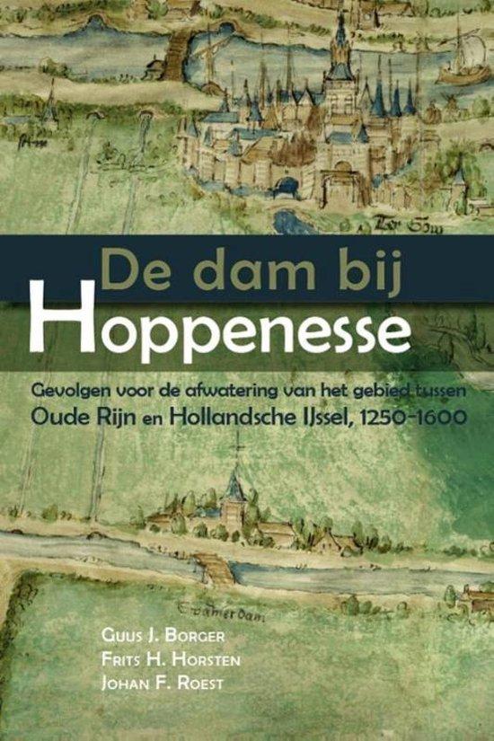 De dam bij Hoppenesse - none |