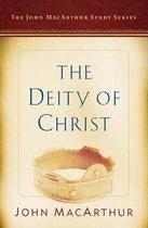 Boek cover Deity Of Christ, The van John F. Macarthur (Paperback)