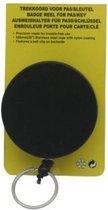 Hofftech Roller Clip Met Trekkoord Voor Pas - Sleutel Skipashouder Pasjehouder