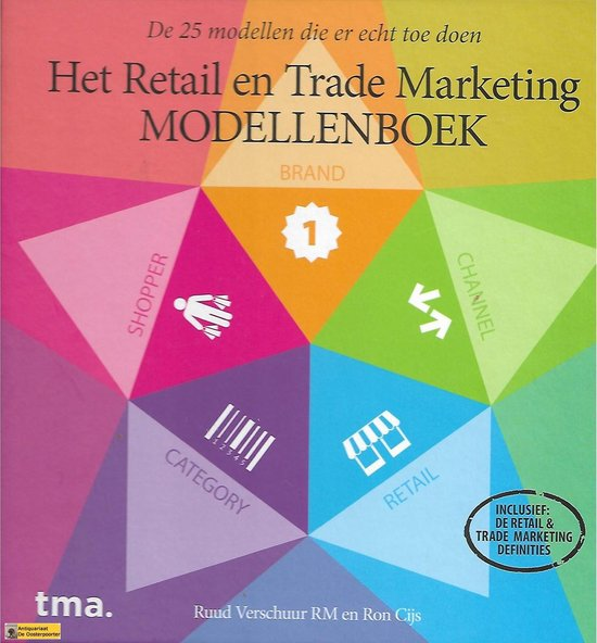 Het Retail en Trade Marketing Modellenboek
