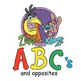 Ziggi and Moze Present ABC's and Opposites