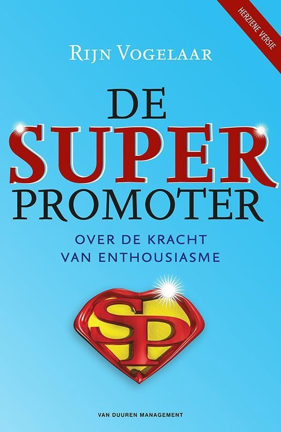 De Superpromoter - Rijn Vogelaar | Fthsonline.com