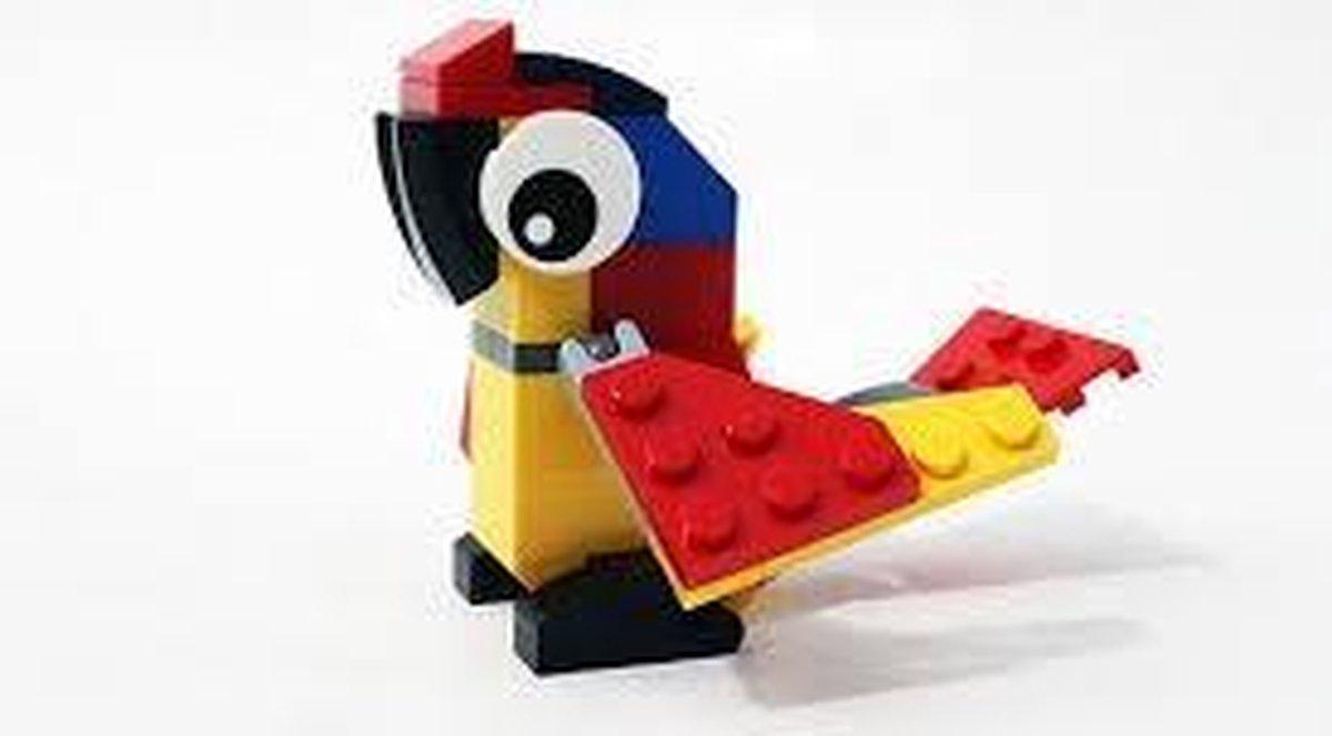 LEGO Creator Papegaai - 30472