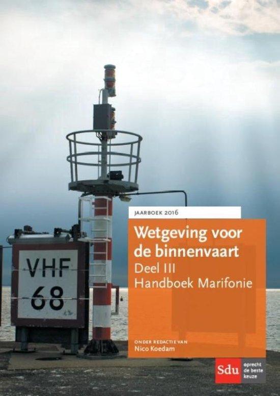 Jaarboek Wetgeving voor de Binnenvaart 3 - none pdf epub