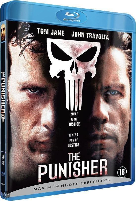 Cover van de film 'The Punisher'