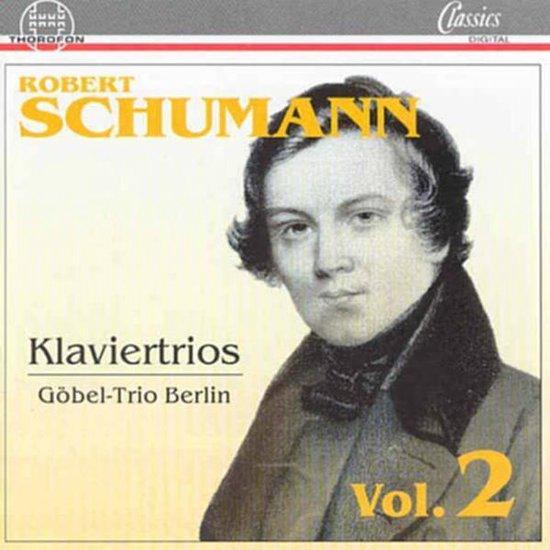 Klaviertrios Nr.2 & 3