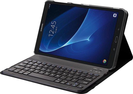 Samsung Galaxy Tab A 10.1 (T580T585) Bluetooth Keyboard Case Toetsenbordhoes – Zwart