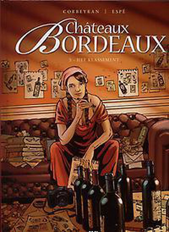 Chateaux bordeaux - d05 het klassement - Corbeyran Eric |