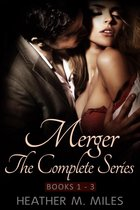 Merger The Series, Books 1-3