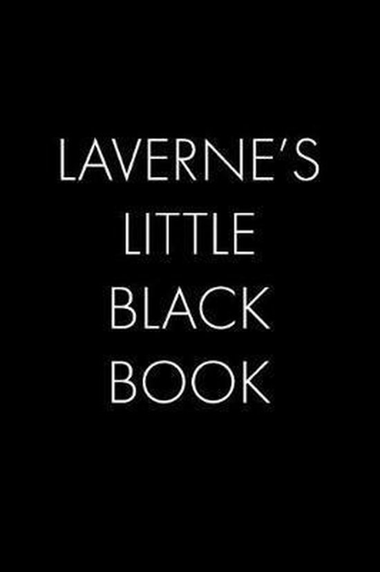 Laverne's Little Black Book