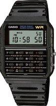 Casio CA-53W-1ER - Horloge - Kunststof - Zwart - Ø 43.2 mm