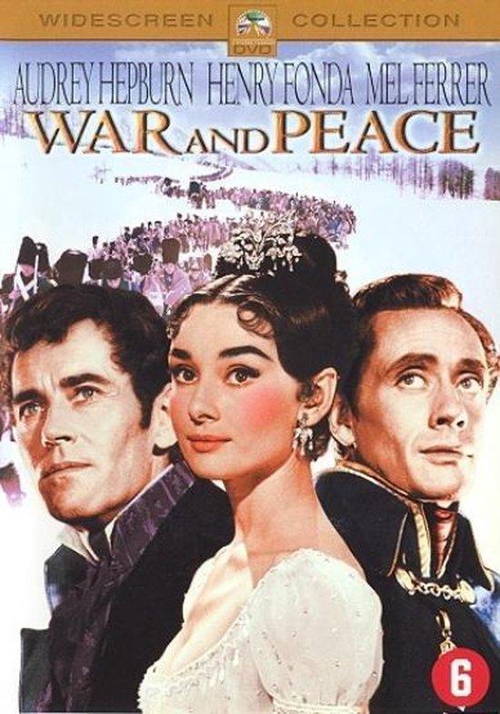 Cover van de film 'War And Peace'