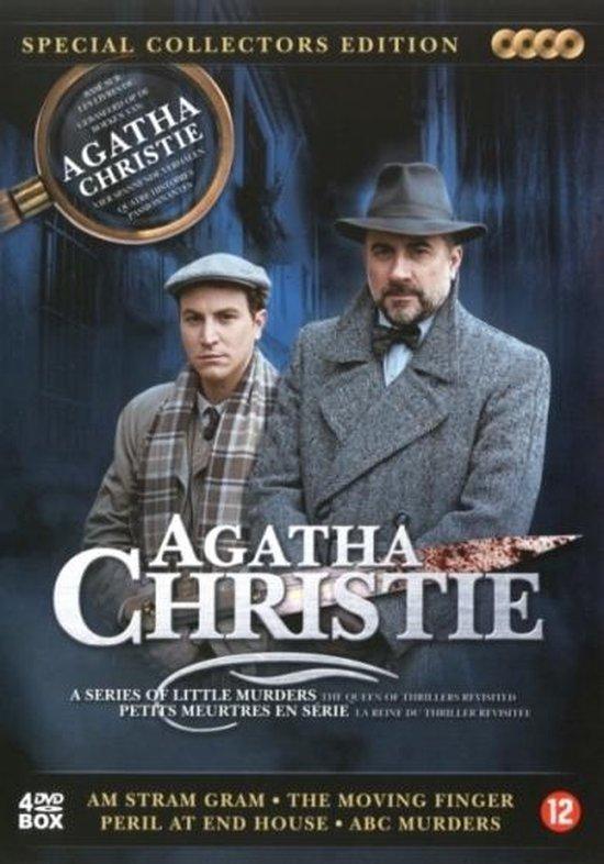 Cover van de film 'Agatha Christie - A Series Of Little Murders'