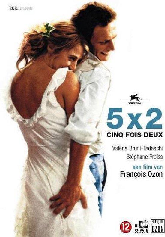 Cover van de film '5 X 2'