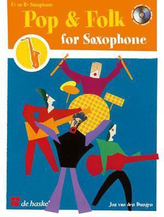 Pop Folk for Saxophone - J. van den Dungen |