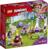 LEGO Juniors Friends Emma's Huisdierenfeestje - 10748