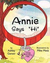 Annie Says Hi